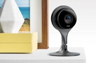 caméras de sécurité nest portes