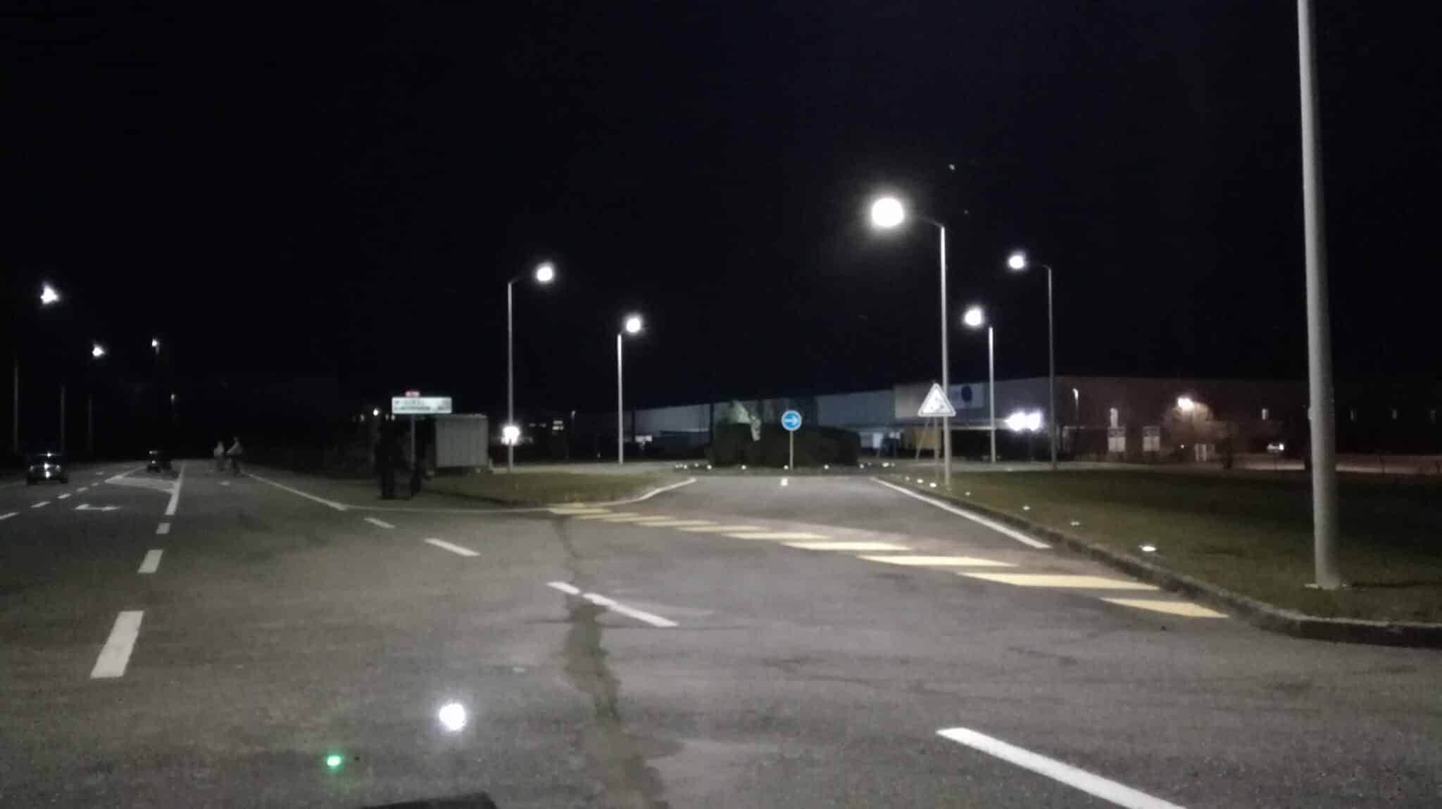 philips lighting olac route