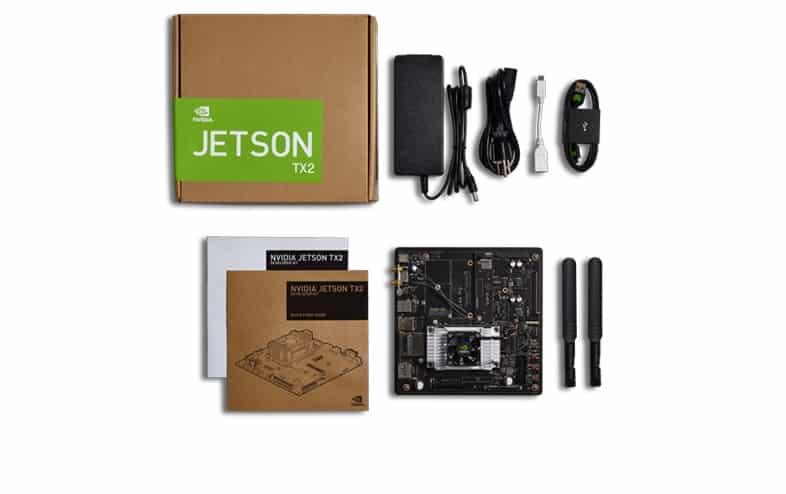 jetson tx2 bundle nvidia