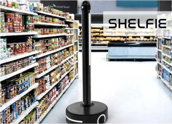 shelfie robot autonome