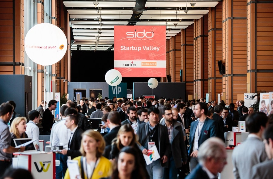 sido 2017 startup valley