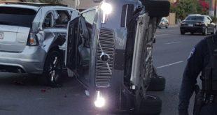 uber accident iot