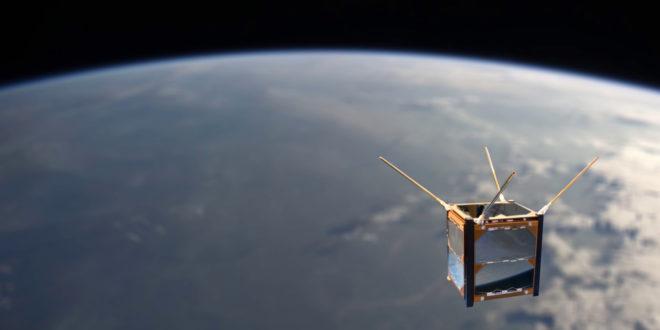 nanosatellites iot startup