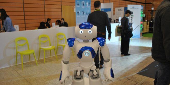 homme-machine robot nao sido