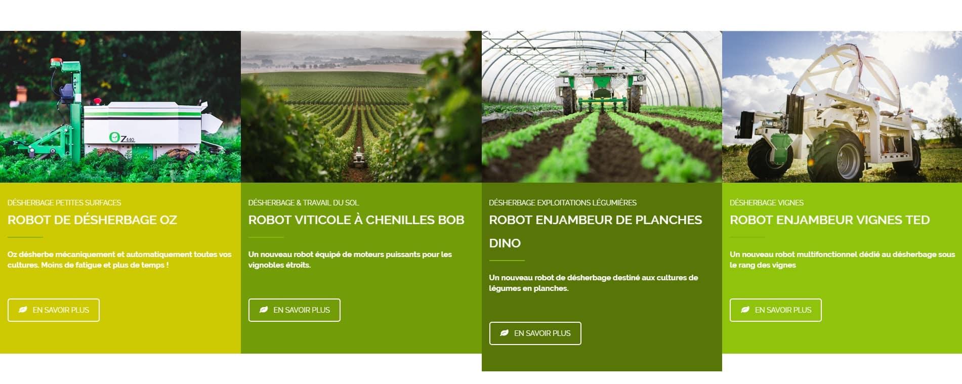 naio agriculture connectée