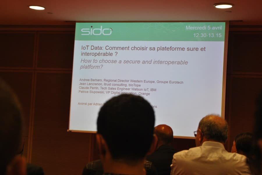 sido conference securite iot