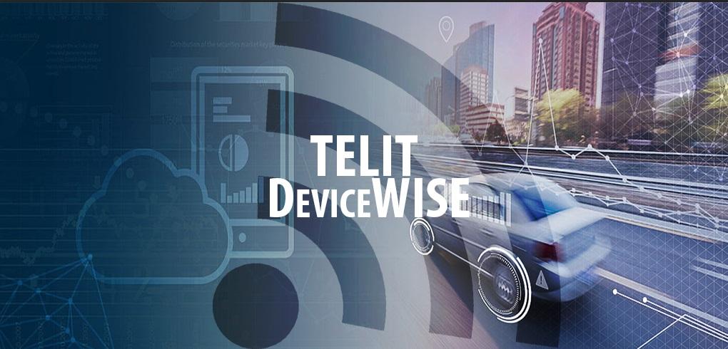 telit plateforme iot devicewise