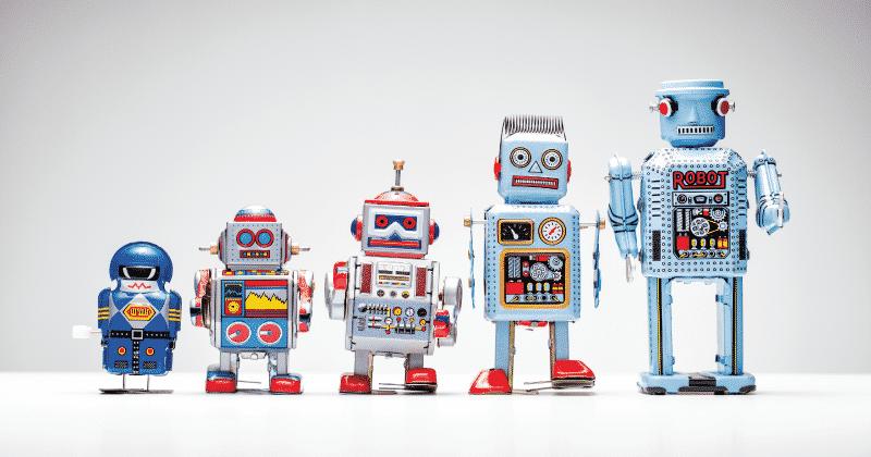 Intelligence artificielle bots iot