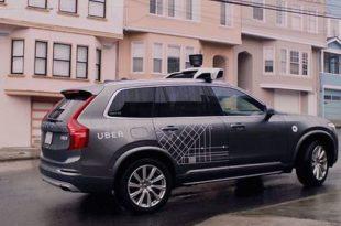 tesla iot uber