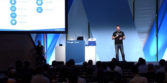 google cloud iot core presentation