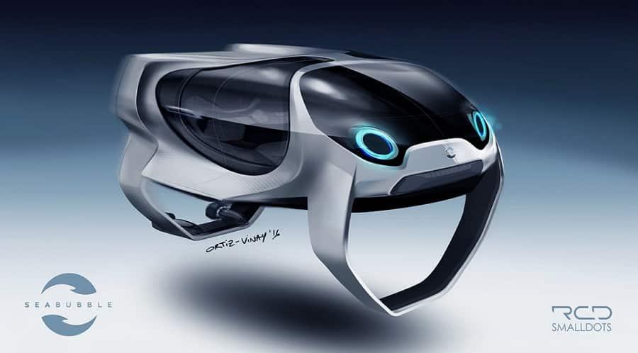 seabubbles robots millions voitures autonomes