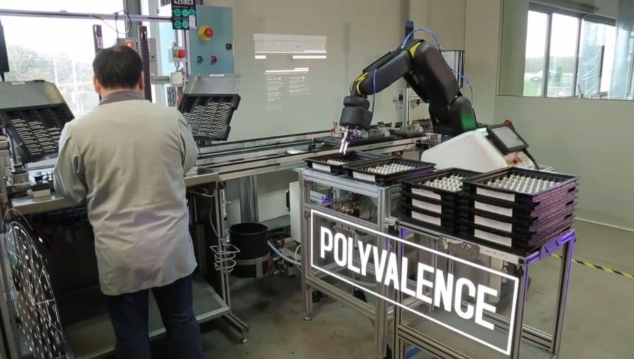 robot bosch tech day