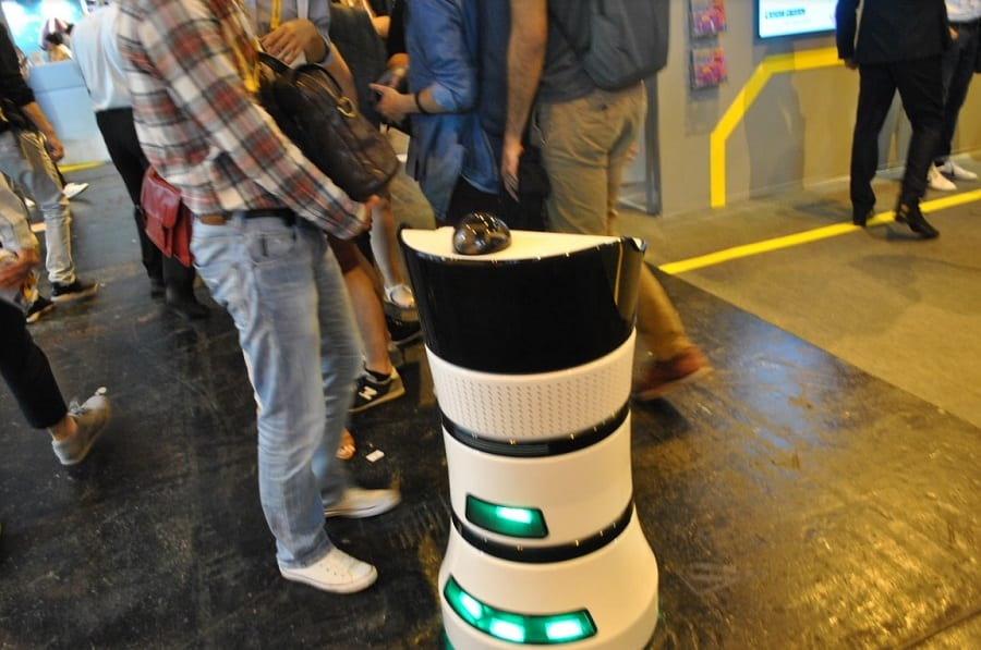 vivatech 2017 partnering robotics