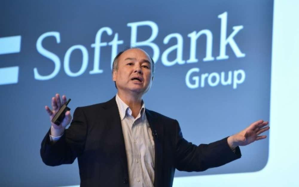 softbank iot investissement business