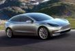 Tesla : la Model 3 sort des usines en fin de semaine