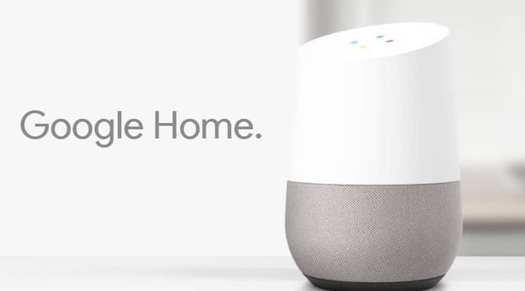 Google home, enceinte connectée, santé au travail, bien-être, objet connecté entreprise, santé
