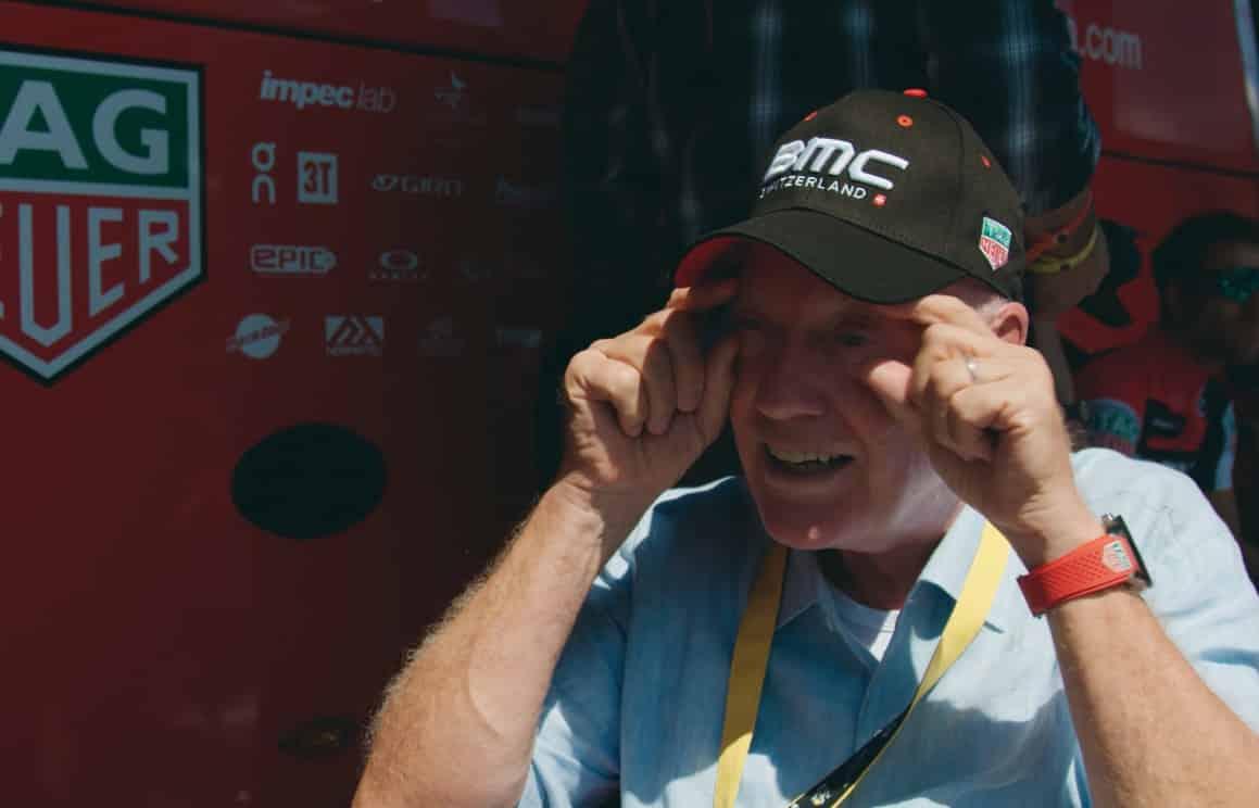 Jean-Claude Biver, lunette réalité augmentée, montre connecté, Tag Heuer, LVMH, Hublot, tour de france, Connected Modular 45