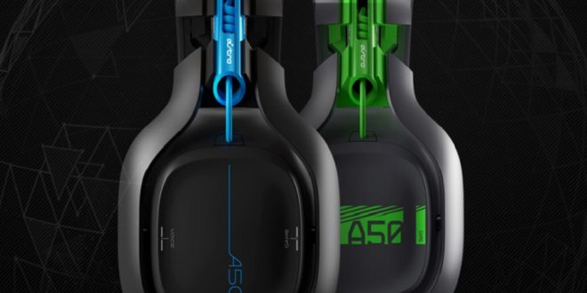 astro gaming a 50 logitech