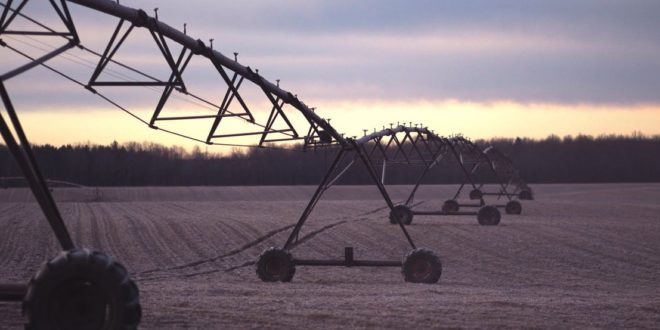 azure irrigation agriculture durable