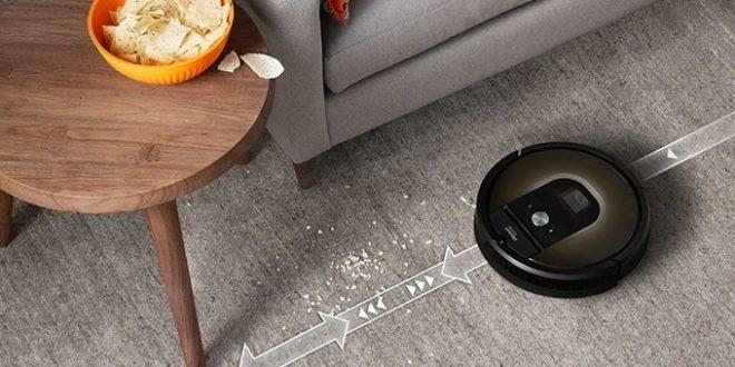 iRobot pourrait vendre la cartographie de votre maison à Amazon