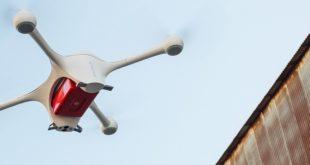 matternet drones professionnels mercedes