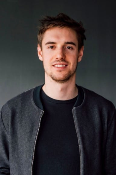 Benjamin Kuna, fondateur Tylko application réalité augmentée