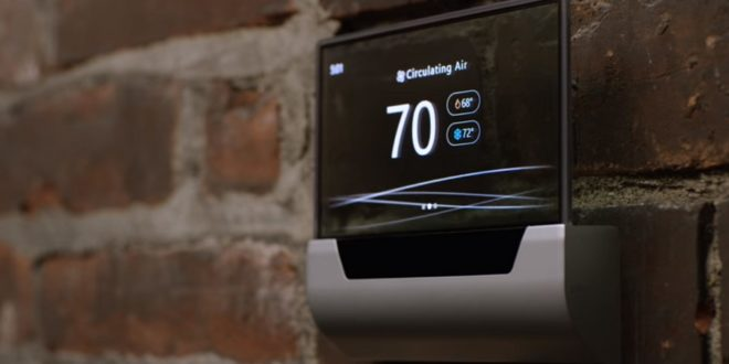 Cortana : Microsoft loge son assistant vocal dans un thermostat intelligent