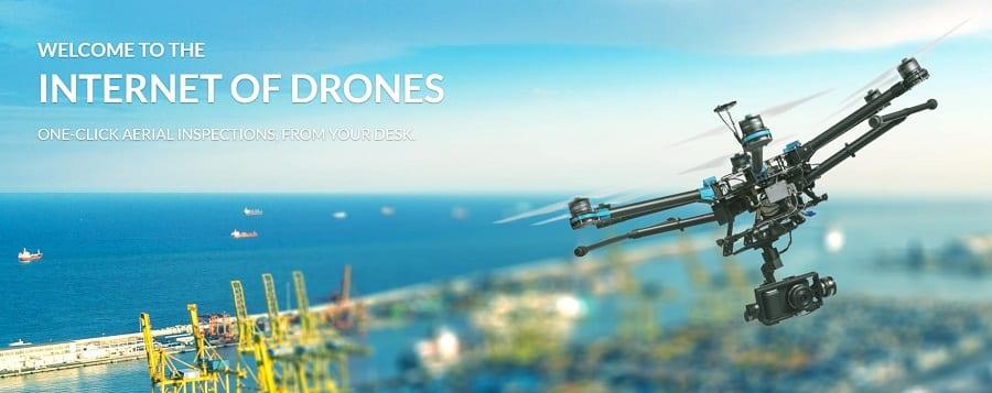 uavia drones professionnels