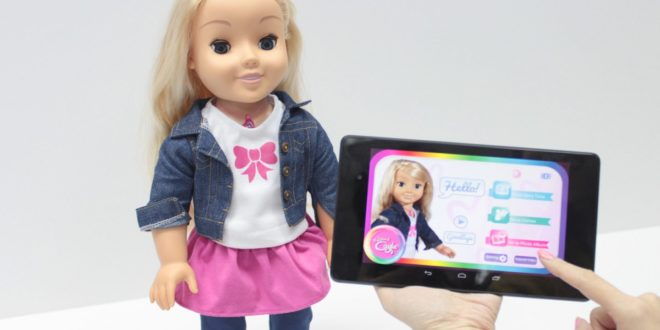 Le FBI avertit les parents des risques liés aux jouets connectés