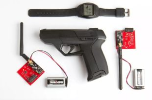 pistolet intelligent hack