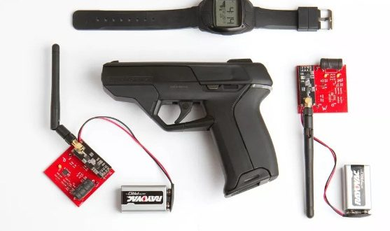pistolet intelligent hack