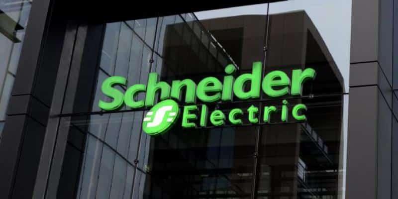 Schneider Electric iot