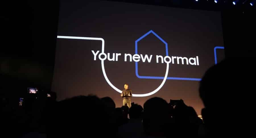 samsung smart home conference