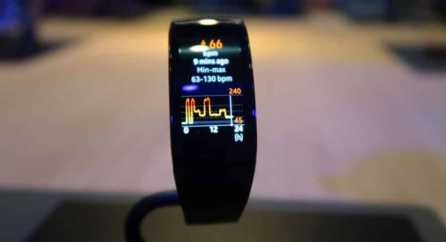 samsung smart home gear fit 2 pro