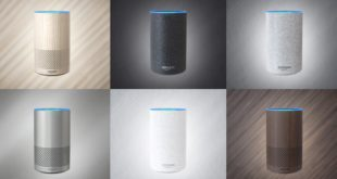 amazon echo gamme