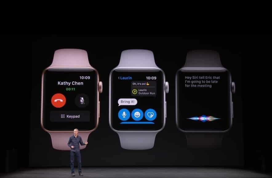 Autonomie Iphone  Avec Apple Watch
