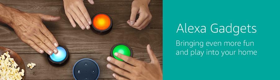 echo buttons amazon