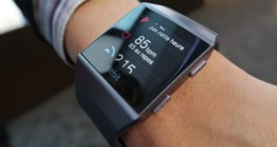 fitbit ionic sante