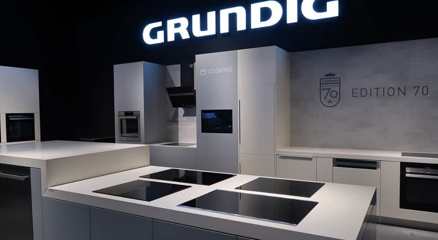 grundig pr pare la cuisine connect e co responsable. Black Bedroom Furniture Sets. Home Design Ideas