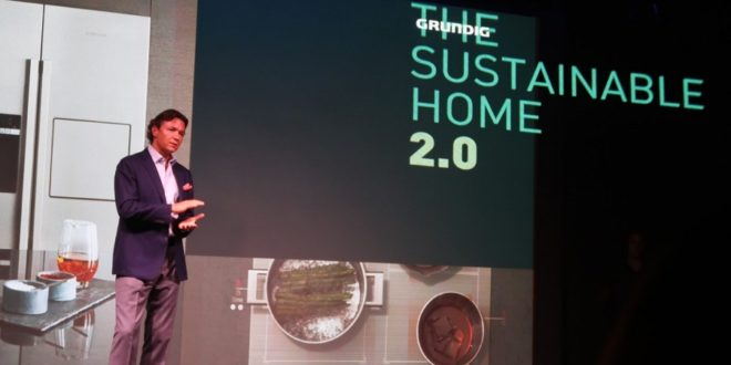 grundig sustainable home