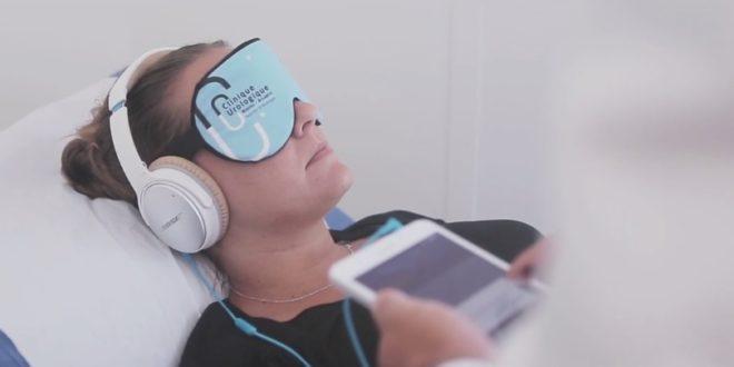 Hypnos de DreaminzZz : quand l'hypnose repose sur un masque connecté