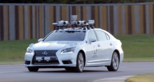 lexus toyota autonome