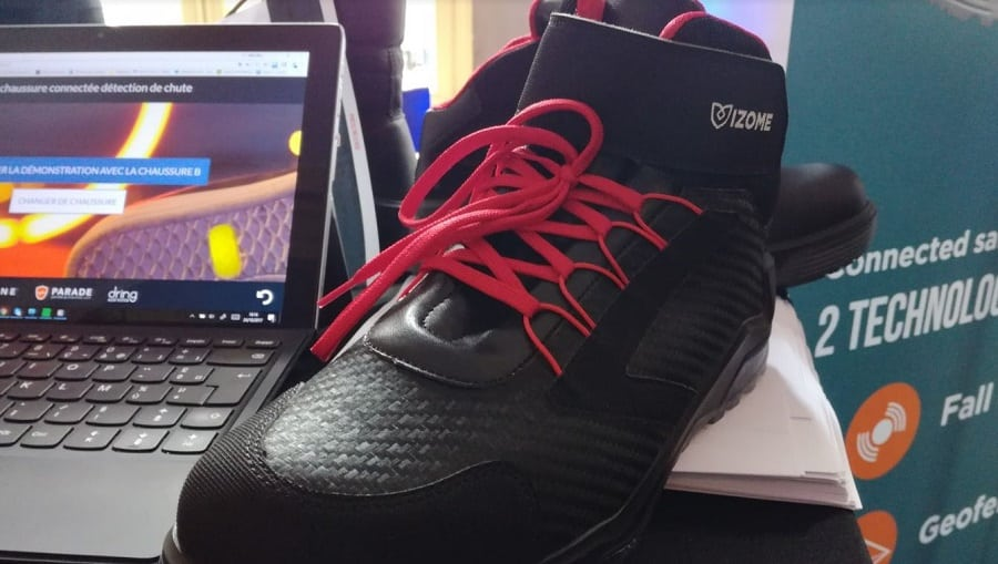 chaussures ces unveiled parade izome