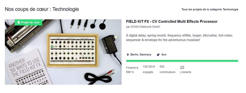 exemple kickstarter