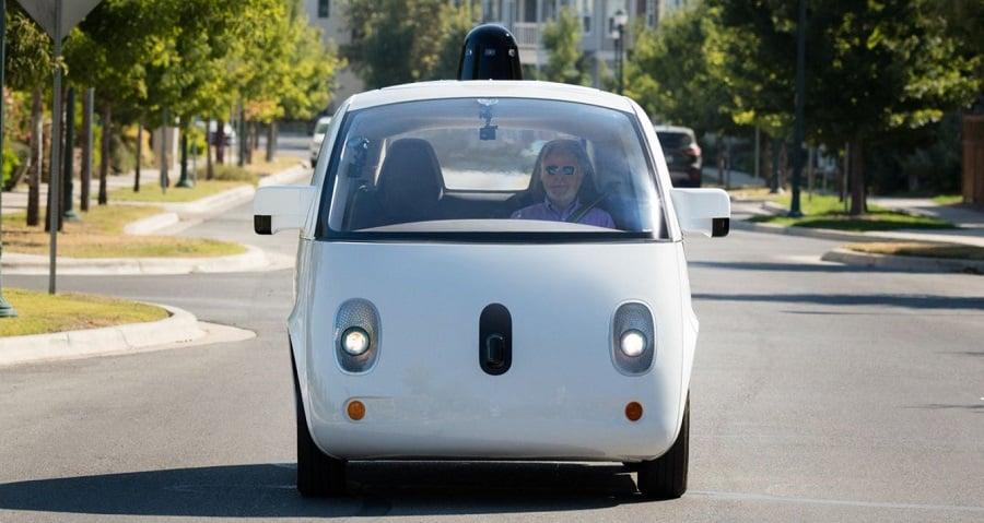 google car waymo