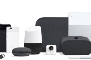 google hardware produits