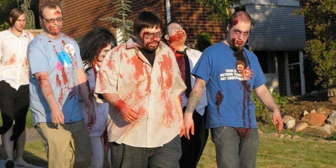 reaper objets connectes zombie