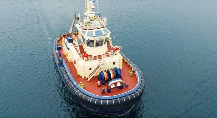 rolls-royce petit navire