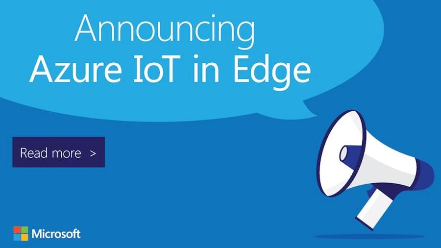 Azure IoT Edge beta publique